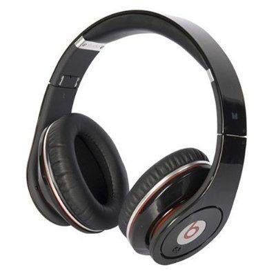 Monster Beats by Dr. Dre. Studio Headphones (Black)